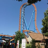 Photo taken at Hersheypark by Nedgra V. on 7/15/2013