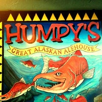Photo taken at Humpy's Great Alaskan Alehouse by Mike T. on 6/12/2013