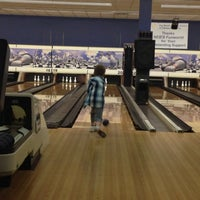 Photo taken at NEB's Fun World (North End Bowl) by ToMarah H. on 7/4/2013