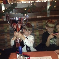 Photo taken at Boston Pizza by ToMarah H. on 12/30/2013