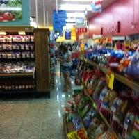 Photo taken at Supermercado Tonin by Haroldo on 11/10/2012