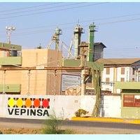 Photo taken at Industrias Vepinsa by Sergio V. on 2/16/2013
