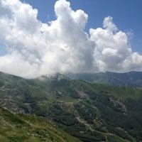 Photo taken at Monte Gomito by Tiziano on 7/26/2013