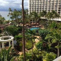Photo taken at The Westin Maui Resort & Spa, Ka'anapali by Allen W. on 3/31/2013