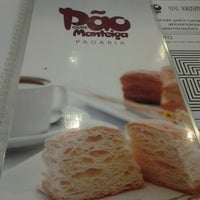 Photo taken at Pão Com Manteiga - Padaria & Grill by Joyce F. on 2/11/2013