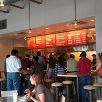 Photo taken at Chipotle Mexican Grill by James H. on 9/14/2012