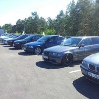 Photo taken at tc Alfa jumts by Artūrs Ā. on 6/8/2013