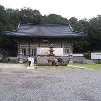 Photo taken at Yaksasa by SeungYong C. on 9/29/2012