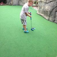 Photo taken at Professor Hackers Lost Treasure Golf by Kelly D. on 8/3/2013