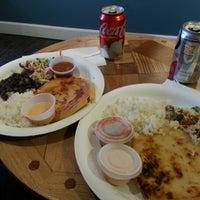 Photo taken at El Callejon Latin Food by Carla A. on 11/24/2012