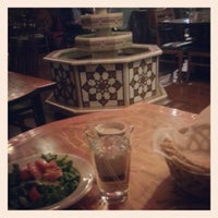 Photo taken at Ali Baba Grill by Carla A. on 4/27/2013