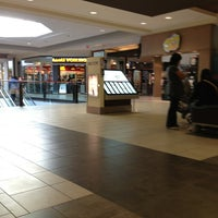 Photo taken at Kingsway Mall by Dana S. on 1/26/2013