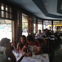 Photo taken at Garota de Ipanema by Diana on 10/28/2012