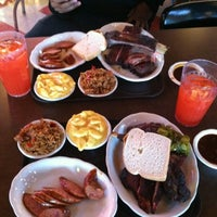 Photo taken at Pappas Bar-B-Q by Jermaine R. on 11/6/2012