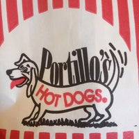Photo taken at Portillo's Hot Dogs by Caroline on 6/27/2013