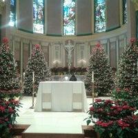 Photo taken at St. Joseph R.C. Church by Beth R. on 1/6/2013