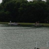 Photo taken at Lake Lynette by Dan on 7/9/2013