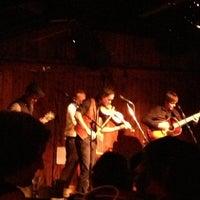 Photo taken at Saxon Pub by Jamie H. on 4/7/2013