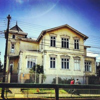 "Photo taken at Biblioteca Municipal Nº207 - ""Fray Camilo Henriquez"" by Diego O. on 2/25/2013"