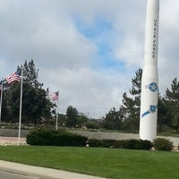 Photo taken at Vandenberg Air Force Base by Rick R. on 4/1/2013
