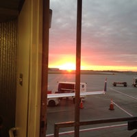 Photo taken at Gate F30 by Melanie on 10/14/2014