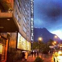 Foto tomada en Hotel Continental por Charlie el 10/9/2012