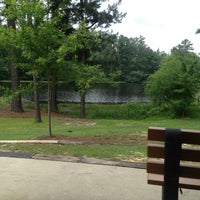 Photo taken at Gibsons Pond Park by Judson on 6/30/2013