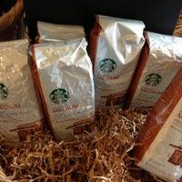 Photo taken at Starbucks by Trevor B. on 10/5/2012