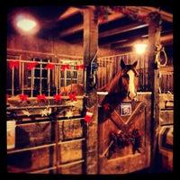 Photo taken at Barn (Aka Heaven) by Kat on 12/22/2012