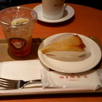 Photo taken at The NINA'S Paris 神保町店 by T - S. on 1/18/2013