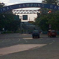 Photo taken at Terminal Kampung Rambutan by amos v. on 1/31/2013