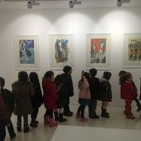 Photo taken at RenArt by Arzu Turçalı on 12/18/2013