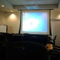 Photo taken at Farmington Public Library by Joshua P. on 10/18/2012