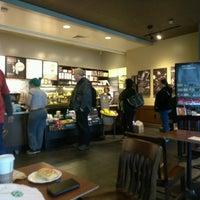 Photo taken at Starbucks by RAD M. on 1/10/2017