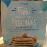 Photo taken at IHOP by RAD M. on 6/27/2016