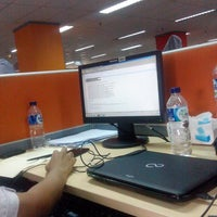 Photo taken at Bank Danamon Indonesia by Arief S. on 12/2/2013