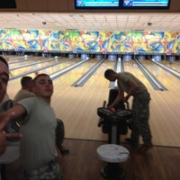Photo taken at Ft Eustis Bowling Alley by Lee on 11/10/2012