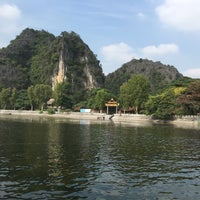 Photo taken at Ninh Bình by Fiona on 12/21/2015