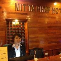 Photo taken at Friendship Hotel by Jacky on 10/1/2012