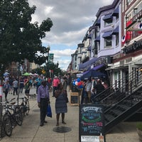 Photo taken at Adams Morgan by Seyda C. on 9/10/2017