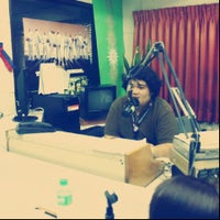 Photo taken at Sports Radio 918 by Rhone L. on 7/9/2013