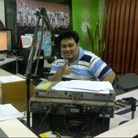 Photo taken at Sports Radio 918 by Rhone L. on 6/18/2013