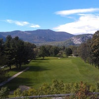 Photo taken at North Conway Country Club by Nicole L. on 9/24/2013
