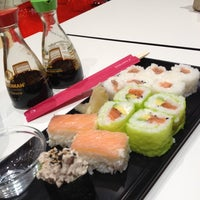 Photo taken at Sosushi by Agnese on 11/3/2012
