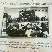 Photo taken at Eyup Musiki Cemiyeti by Latife B. on 12/24/2015