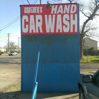 Photo taken at Brother's Hand Car Wash by Jose R. on 3/4/2013