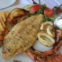 Photo taken at Acropolis cafe restaurant by Tatiana B. on 5/20/2013
