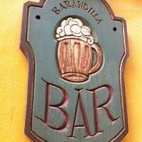 Photo taken at Bar La Barandilla by Raúl on 11/8/2012