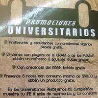 Foto tomada en Los Universitarios por Marianita O. el 1/9/2013