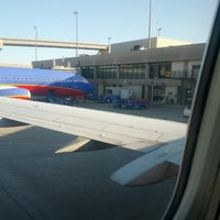 Photo taken at Concourse C by Steffen M. on 10/18/2012